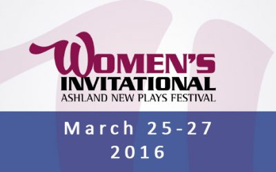 Womens Invitational Ashland New Plays Festival