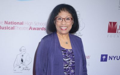 Baayork Lee Named RecipientofIsabelleStevenson Tony Award