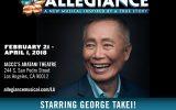 Allegiance East West George Takei