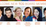 tcg new board members