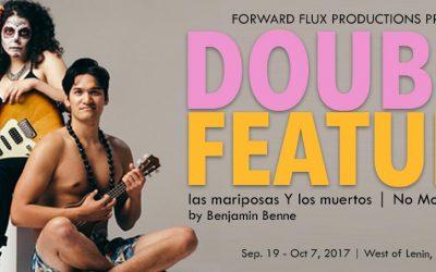 Double Feature website Forward Flux
