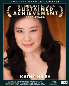 Kathy Hsieh  2017 Seattle Gregory Awards