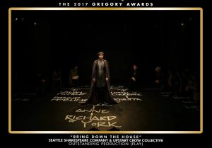 Bring Down the House  2017 Seattle Gregory Awards