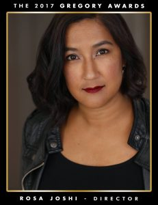 Rosa Joshi  2017 Seattle Gregory Awards