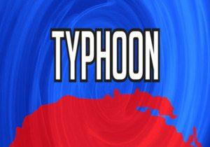 Yellow Earth Typhoon 2017