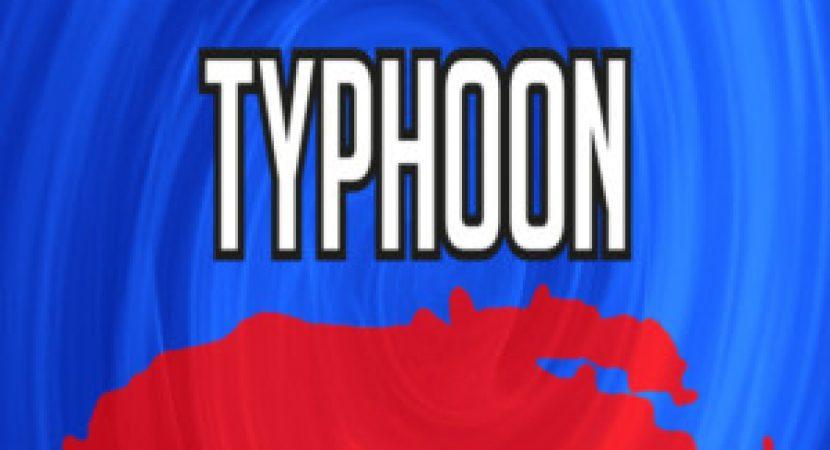 Typhoon Yellow Earth