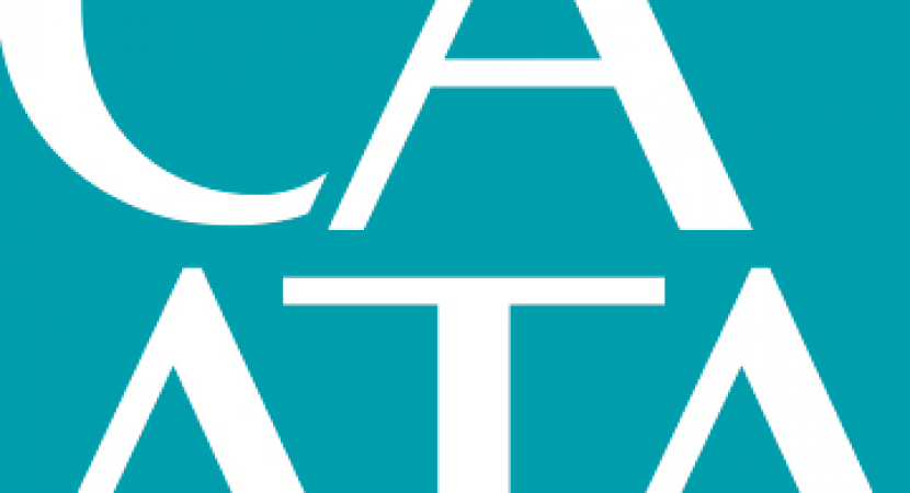 CAATA Logo Solidarity Statement