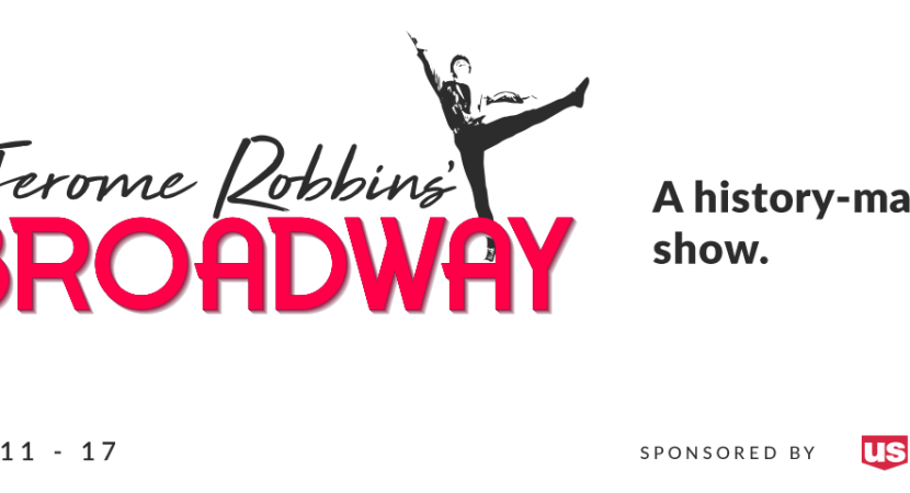 Jerome Robbins' Broadway at the Muny