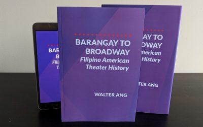 Barangay to Broadway Walter Ang