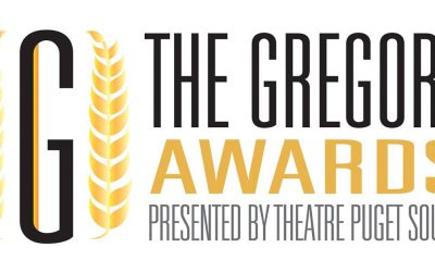 Seattle Gregory Awards 2019 logo