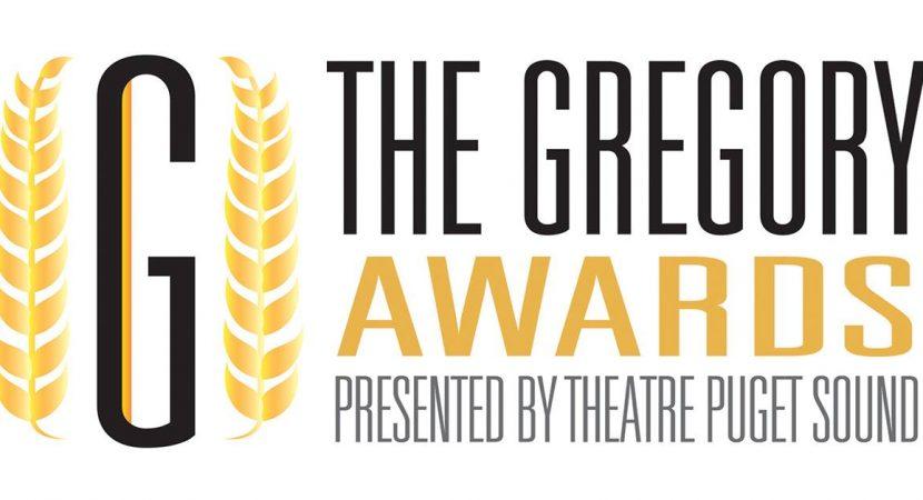 Seattle Gregory Awards 2019 logo