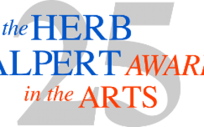 Herb Alpert Award