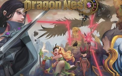 Dragons Nest Video Stage Play