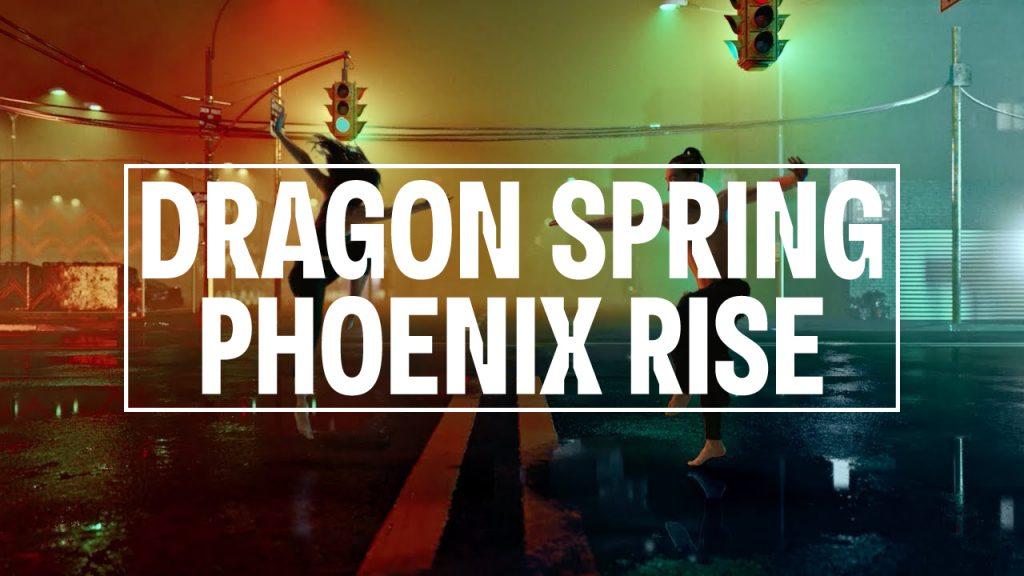 Dragon Spring Phoenix Rise