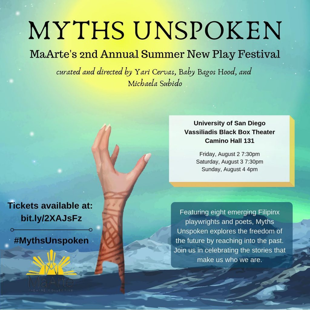 Myths Unspoken MaArte