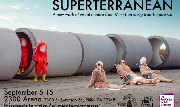 SUPERTERRANEAN Mimi Lien