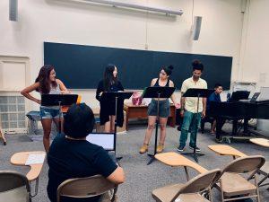 Baltimore, YAPPIE: A MUSICAL COMEDY Kim Amar Isabella Xie Mani Yangilmau Cirron