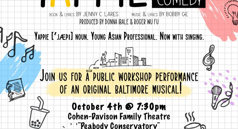 Baltimore Yappie: A Musical Comedy.