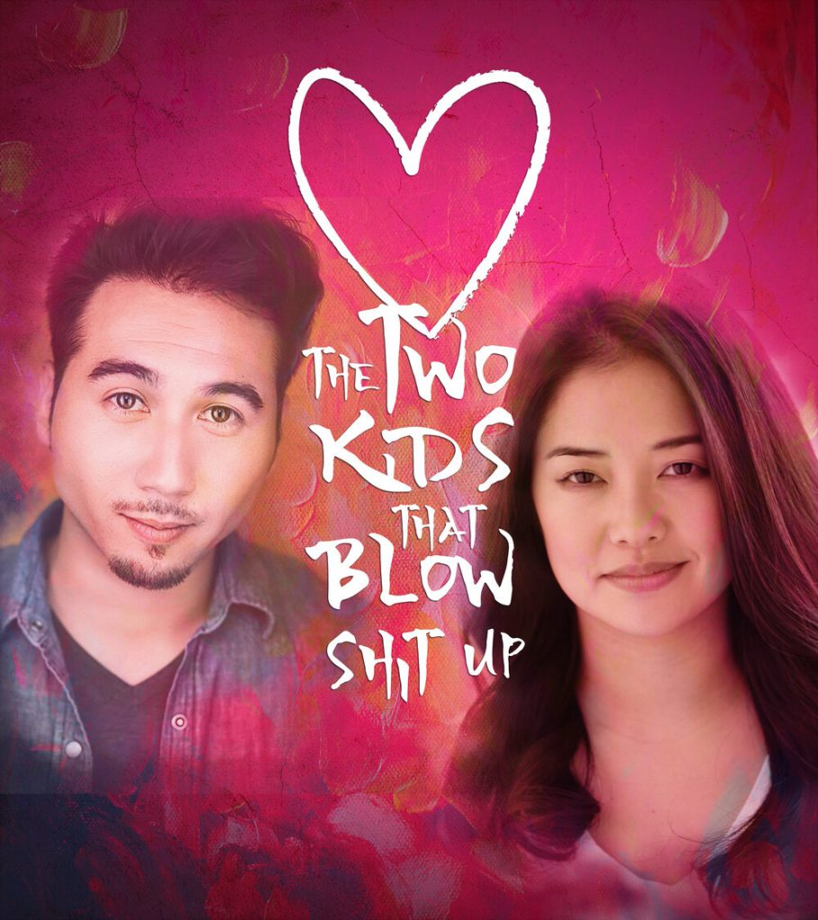 Two Kids Who Blow Shit Up
