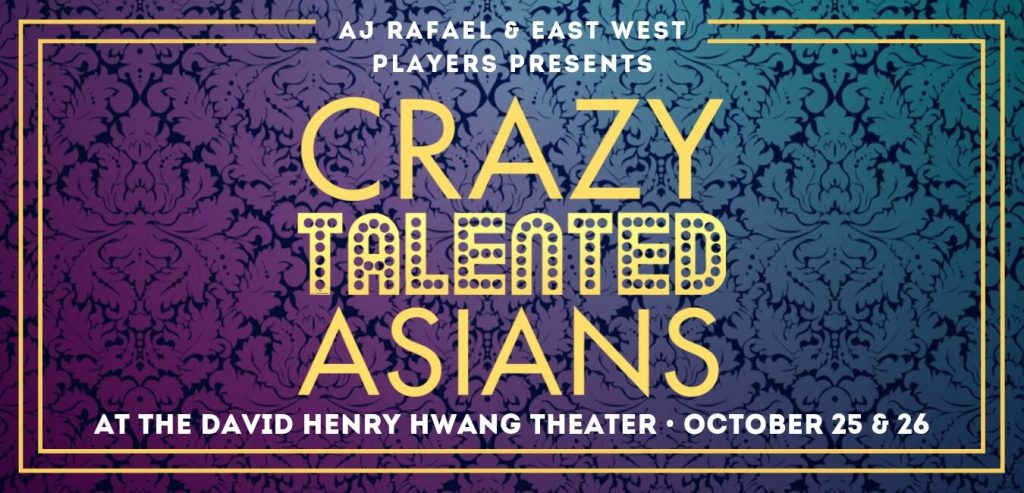 Crazy Talented Asians October Special Events