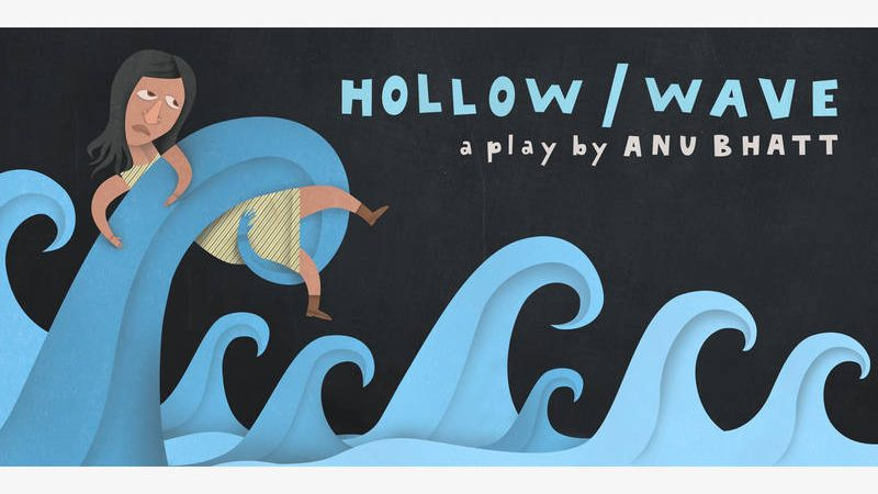 Hollow Wave poster