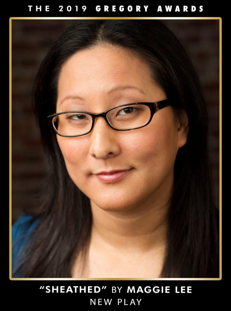 Maggie Lee, Outstanding New Play, SHEATHED