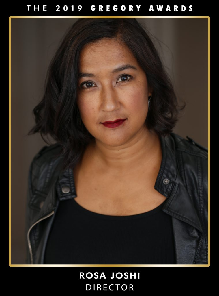 Rosa Joshi, Outstanding Director of a Play