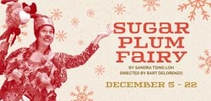 Sandra Tsing Loh's Sugar Plum Fairy