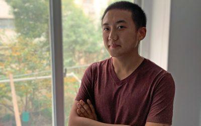 Max Yu 2019 Relentless