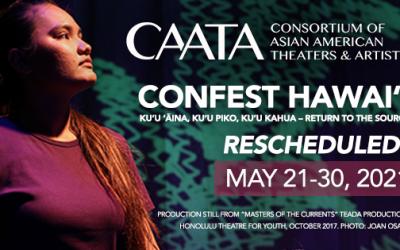 CAATA Reschedules ConFest