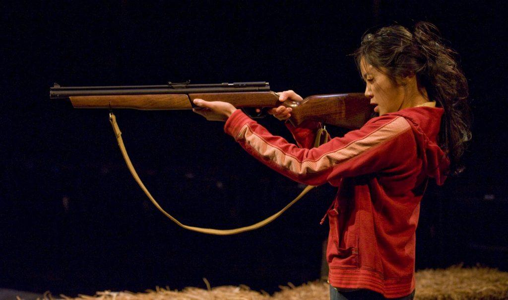 Teresa Avia Lim as Edith Edith Photo by Michael Brosilow