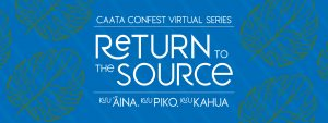 CAATA ConFest Virtual Series Banner