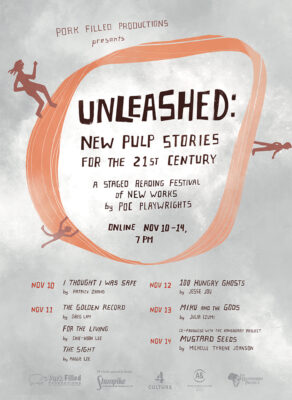Unleashed 2020 Poster digital
