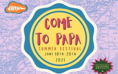 Come to PAPA 3 1