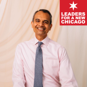 Malik Malik Gillani Named a 2021 Leader for a New Chicago