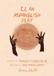 CJ An Aspanglish Play CJ Play graphic asset A